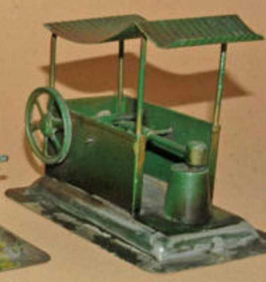 Plank Ernst Antriebsmodell