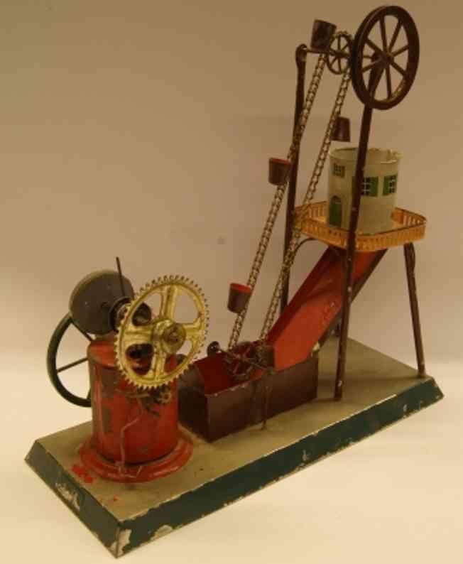 staudt leonhard steam toy drive model paternoster