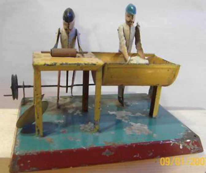Antriebsmodell 2 Bäcker