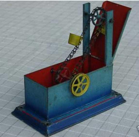 Drive Models Bucket conveyor