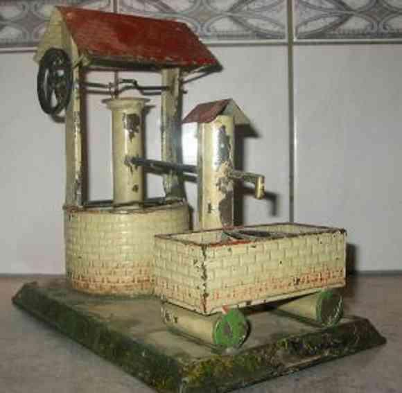 Antriebsmodell Brunnen
