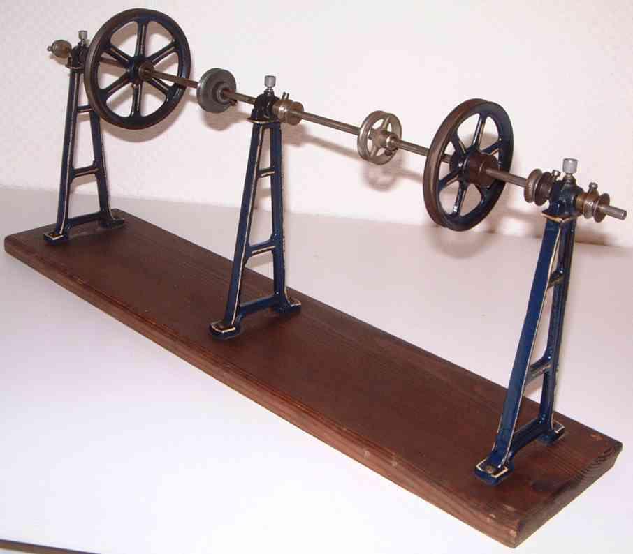 dampfspielzeug antriebsmodell hochtransmission