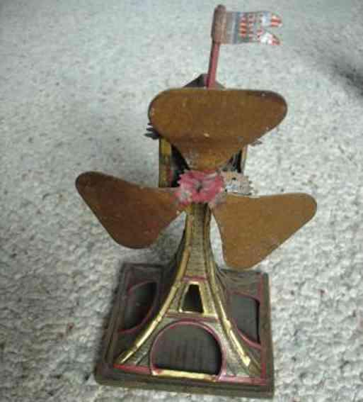 Antriebsmodell Windmühle