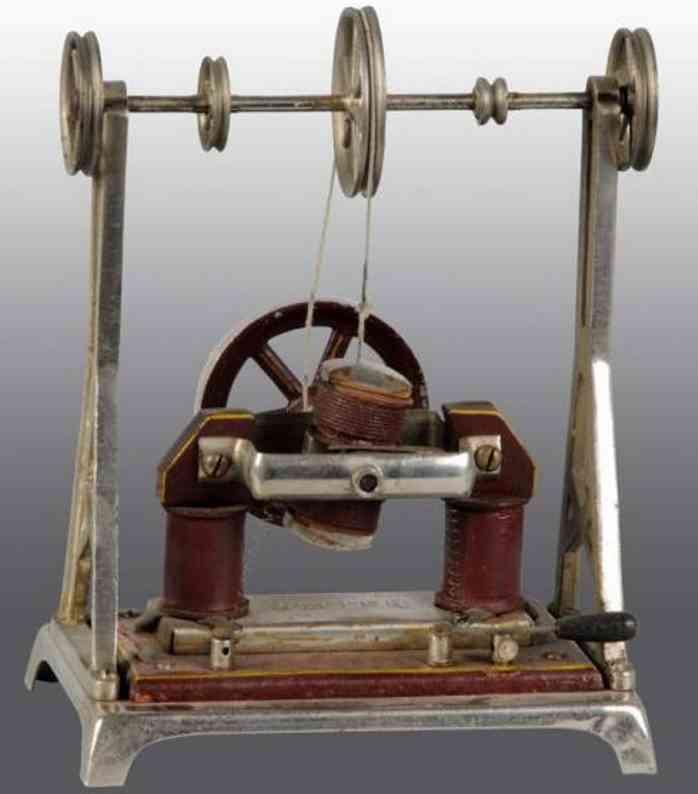 Weeden Baterriebetriebener Motor mit Hochtransmission