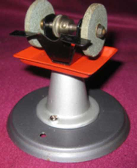 Wilesco M52 Drive Model Two wheel Grinder