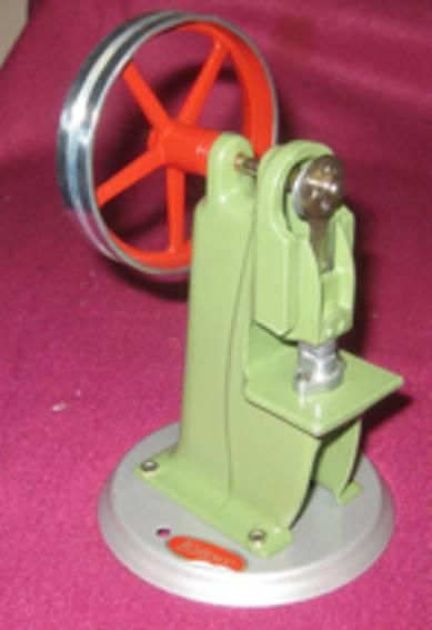 wilesco m59 dampfspielzeug antriebsmodell ekzentrische presse