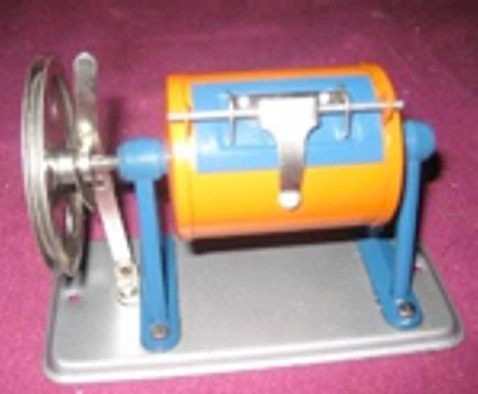 wilesco m67 dampfspielzeug antriebsmodell drehbares fass