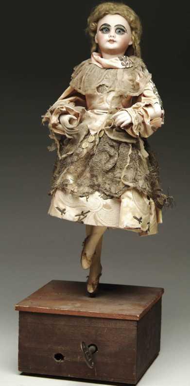 Lambert Leopold 301 Ballerina als Automat