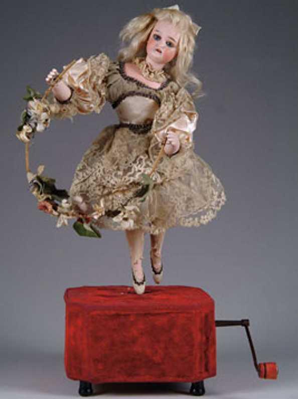 Simon & Halbig Ballett-Tänzerin aus Automat