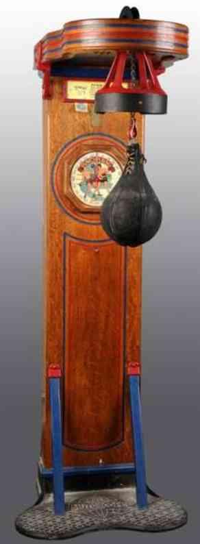 Automat Sandsack mit Holzgestell