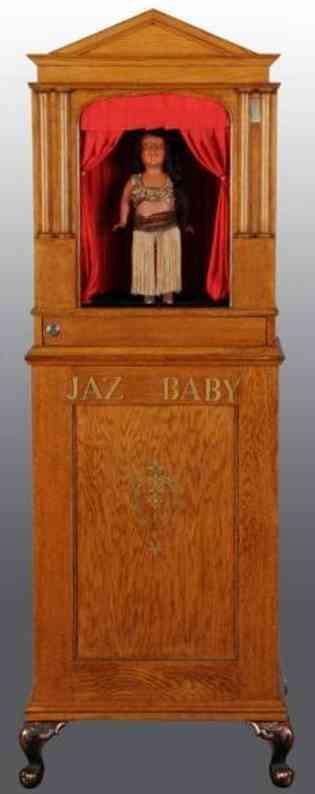 Jaz Baby Passagenautomat
