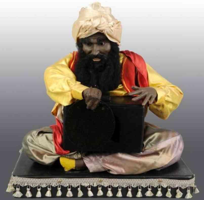 Swami als elektrischer Automat