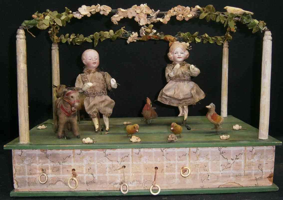 zinner & sohn automat bayerisches bauernfest junge maedchen tiere