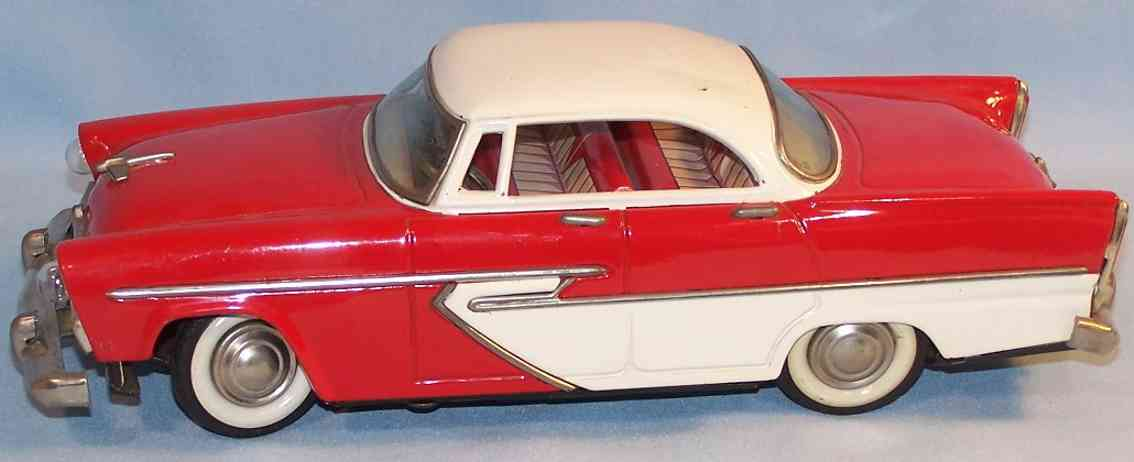 Alps 1956 Plymouth Mystery Car Auto