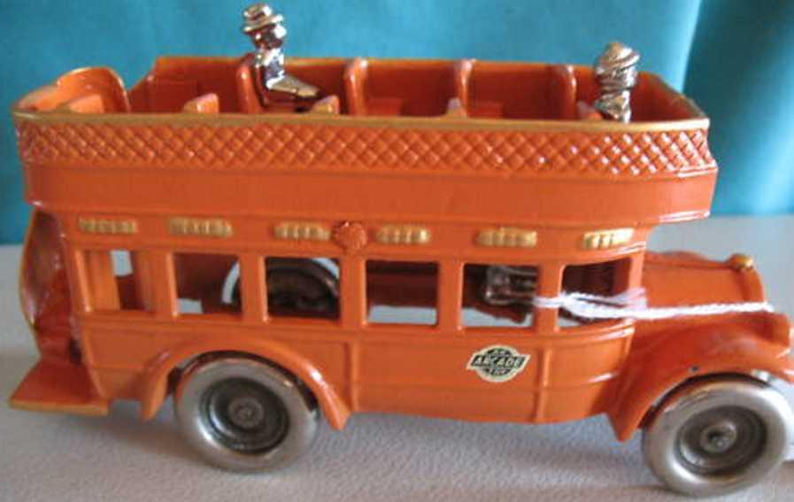Arcade 316 Doppeldeckerbus in orange