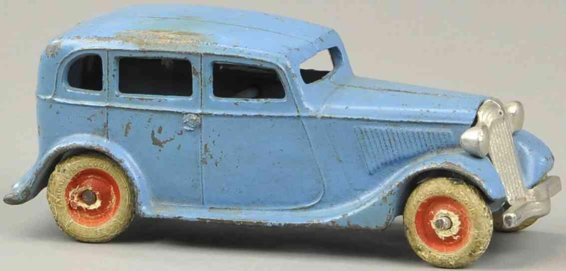 arcade Ford 6,5 blue spielzeug gusseisen auto 1933 ford limousine böai