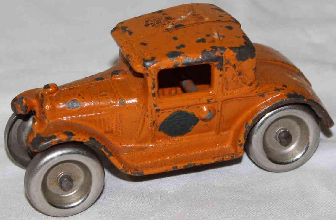 Arcade Oldtimer Coupe orange
