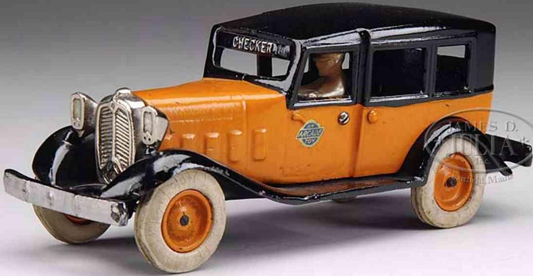 Arcade Oldtimer Taxi