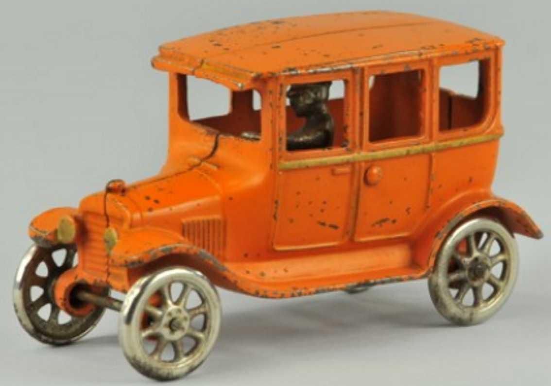 Arcade Modell T viertüriges Auto