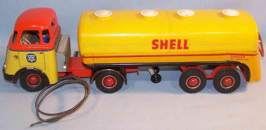 Arnold 62845 Tanker Shell