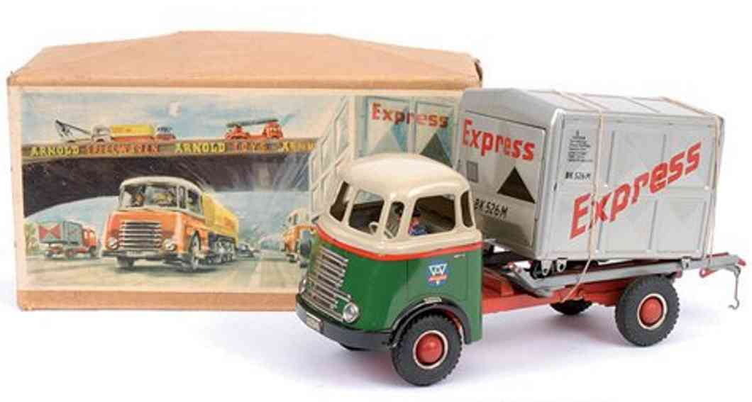 Arnold 8810 Truck with Container Express