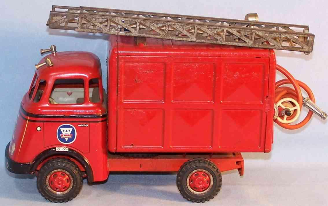 Arnold Feuerwehrwagen DAF Spritzenwagen
