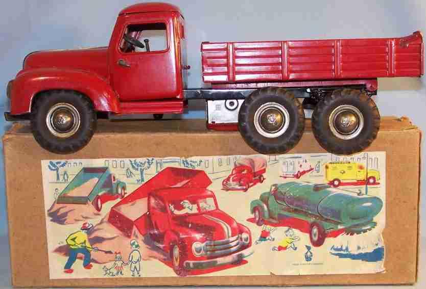 Berkenkamp & Schleuter Lastwagen