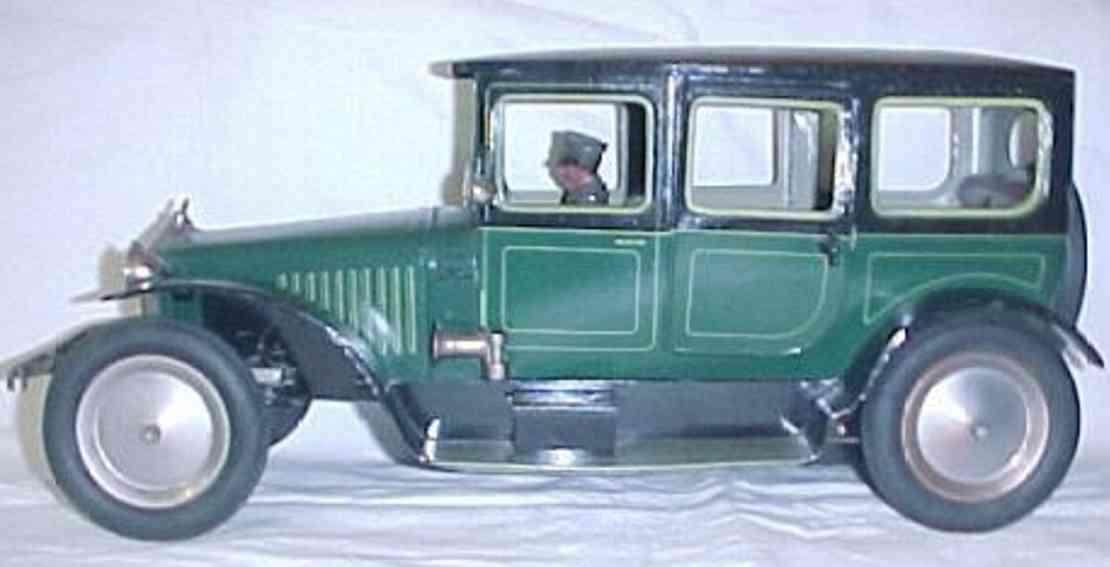 bing 10/4128 oldtimer limousine gruen