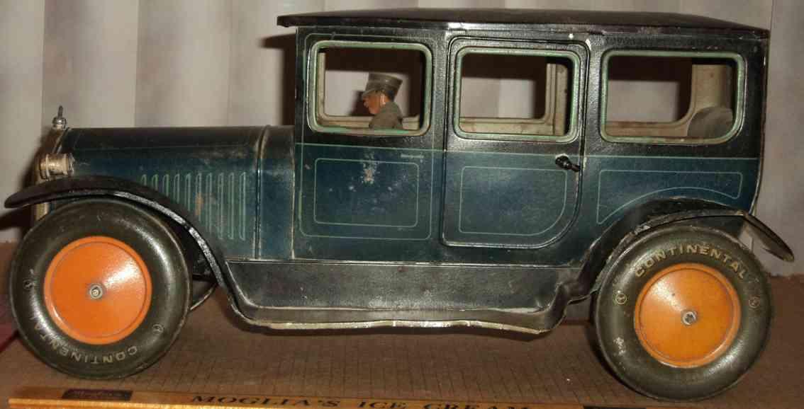 bing blech spielzeug auto limousine uhrwerk 4439