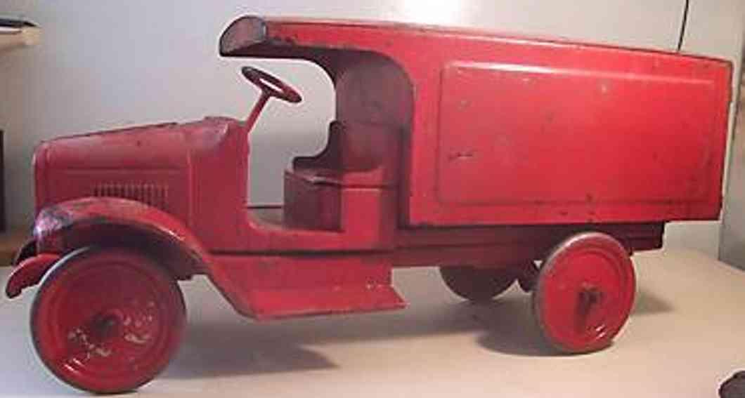 Buddy L Lieferwagen