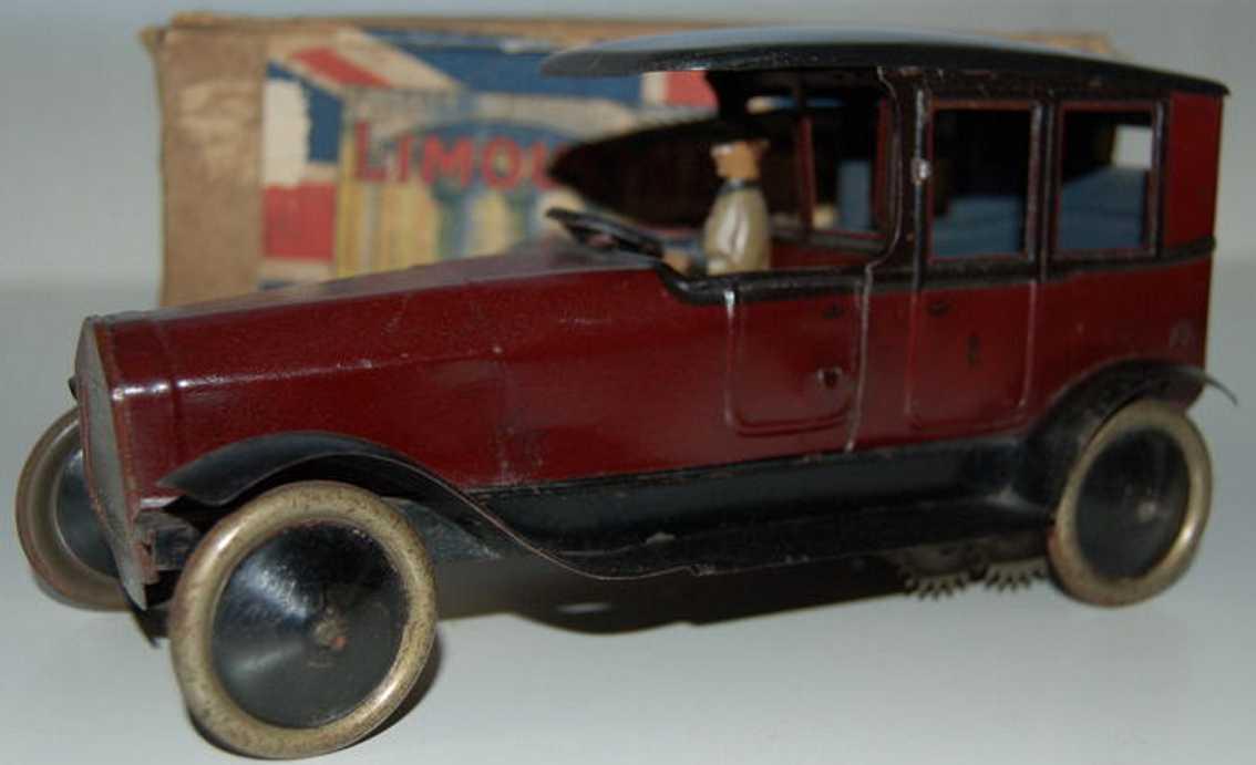 Burnett Ltd Oldtimer Limousine