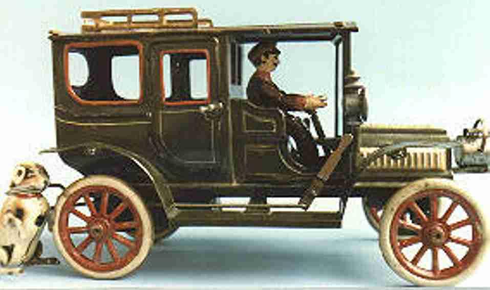 Carette Oldtimer Limousine