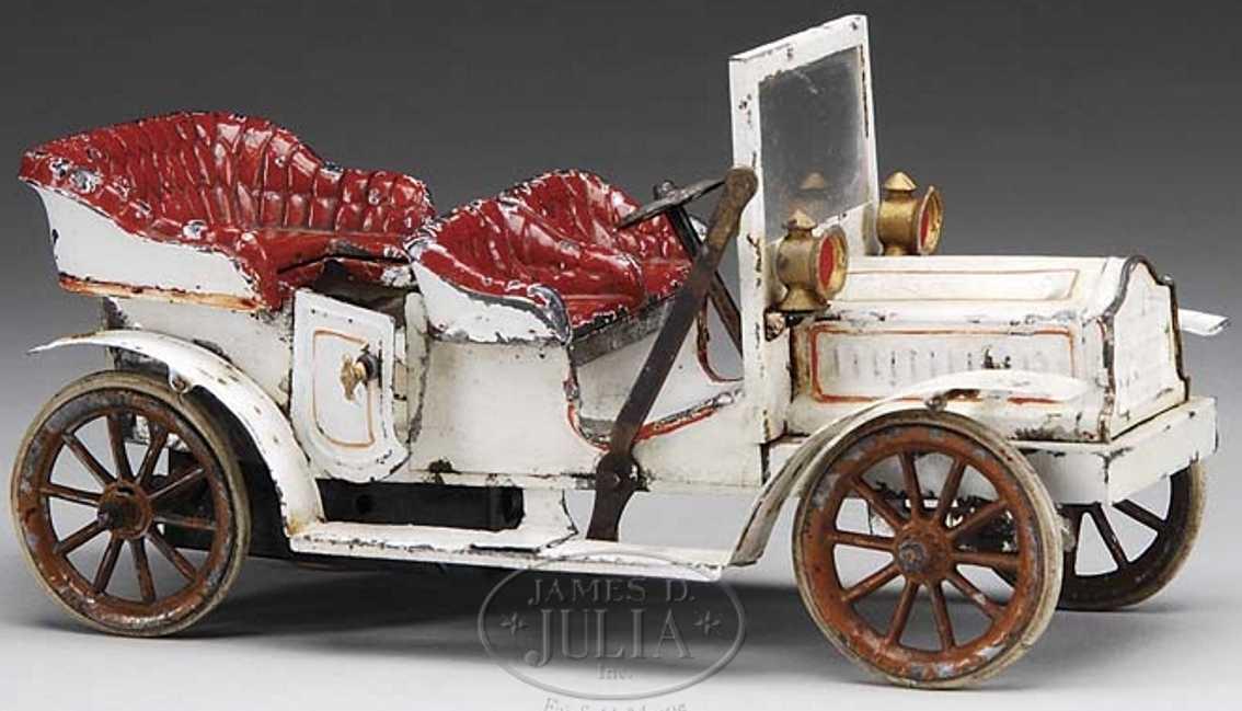 Carette Oldtimer Tourenwagen mit Uhrwerk