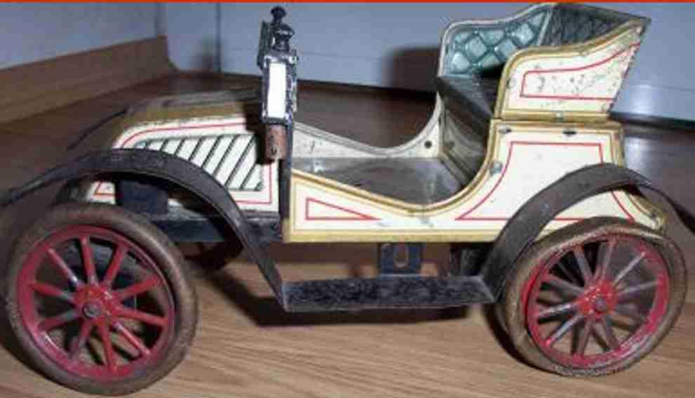 Carette Oldtimer Auto mit Federwerk