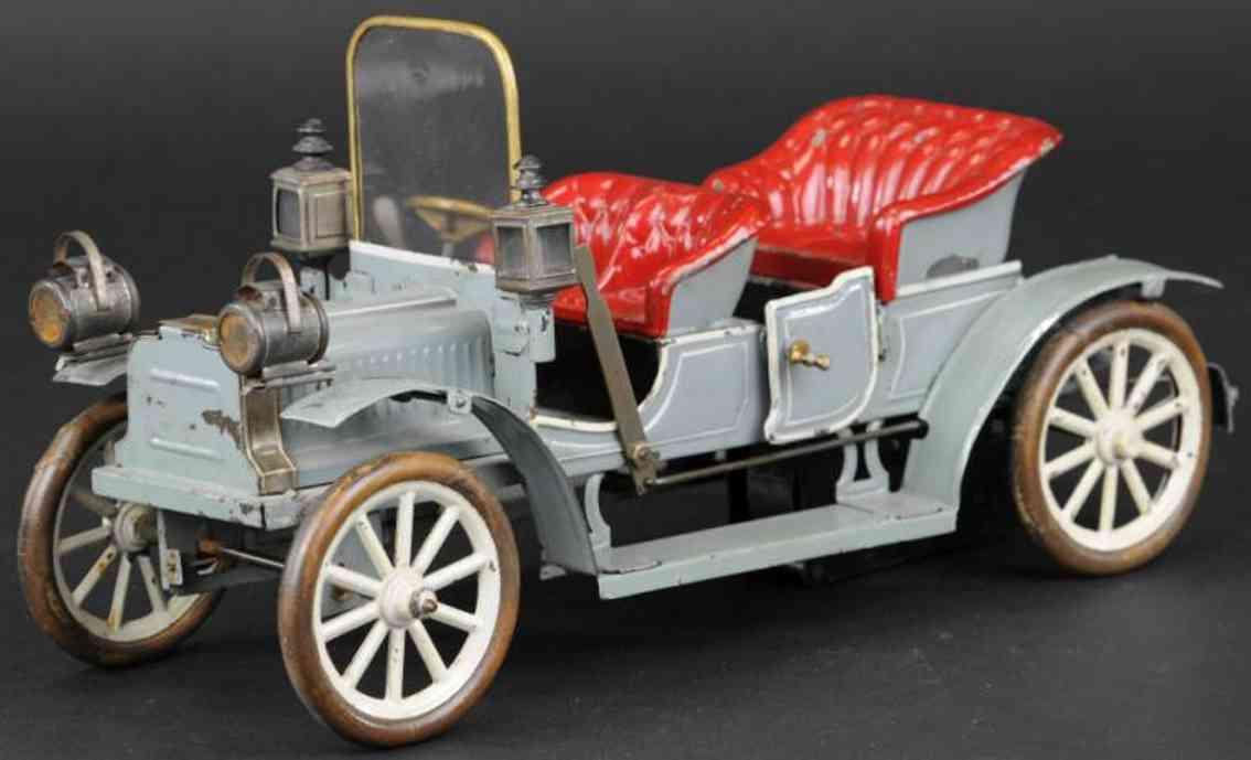carette blech spielzeug auto viersitziger tourenwagen