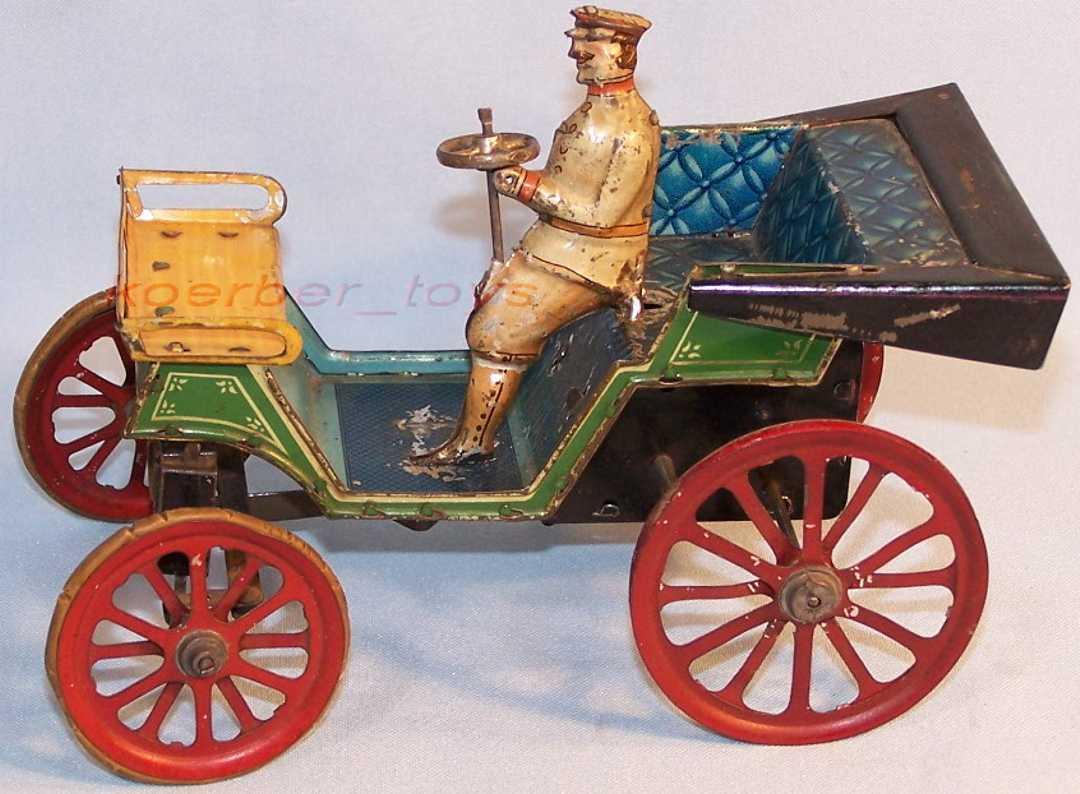 Carette Oldtimer Vis à Vis car