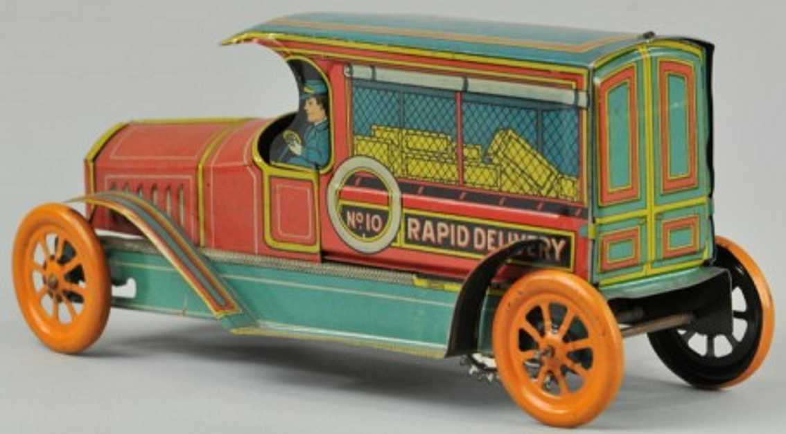 Chein Co. 10 RAPID  Lieferwagen
