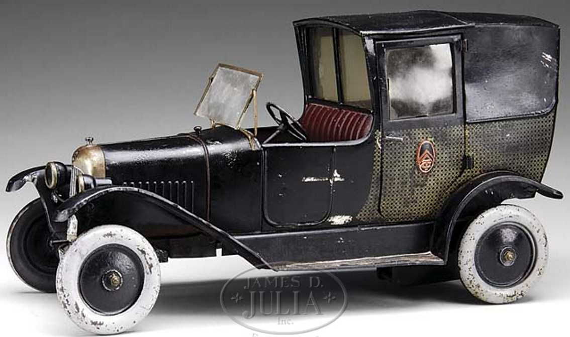 Citroen Oldtimer Pariser Taxi
