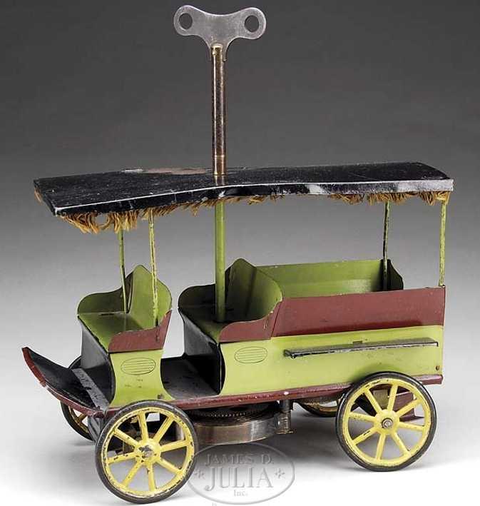 converse morton e tin toy sightseeing bus