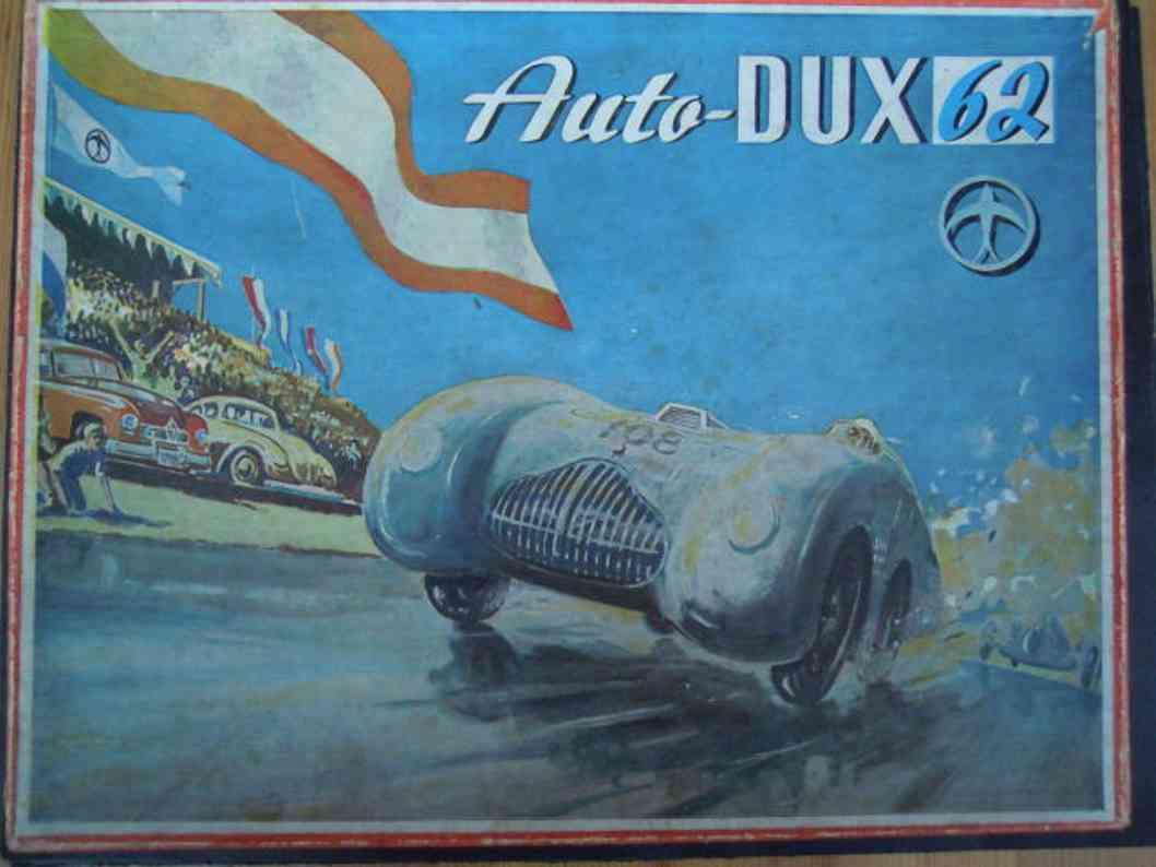 DUX 62 Car construction set of metal