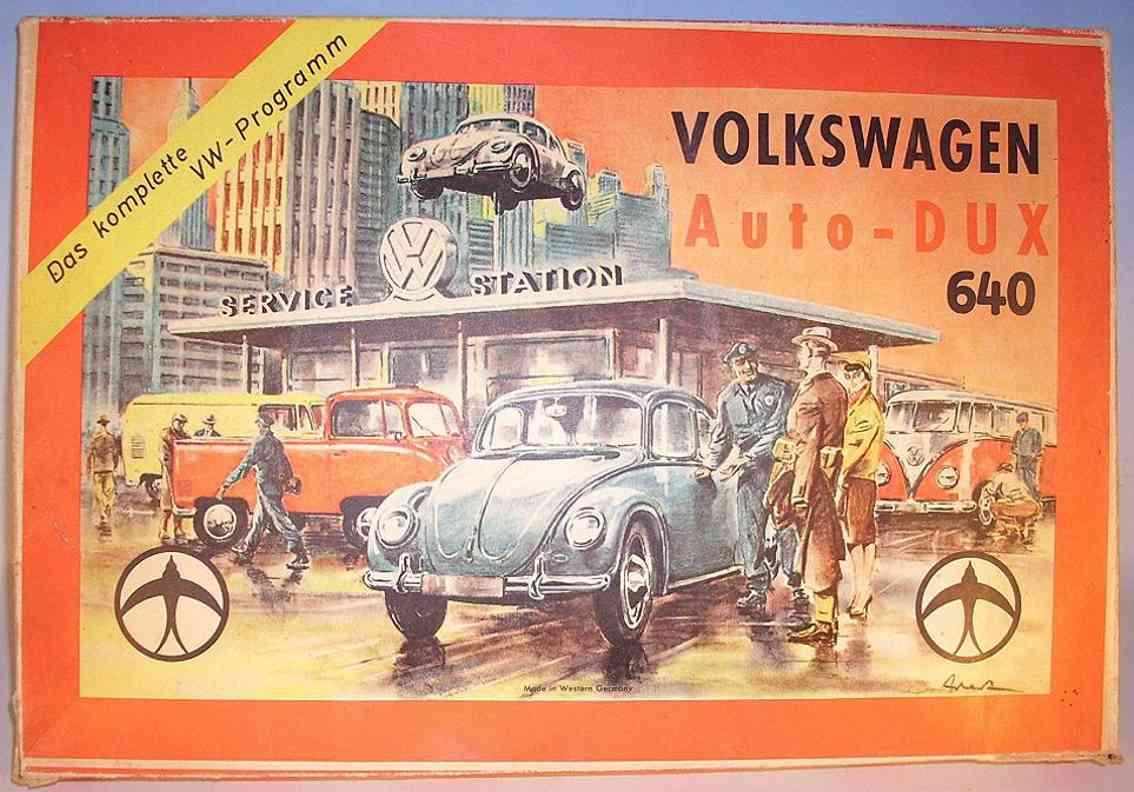 DUX 640 VW Volkswagen set