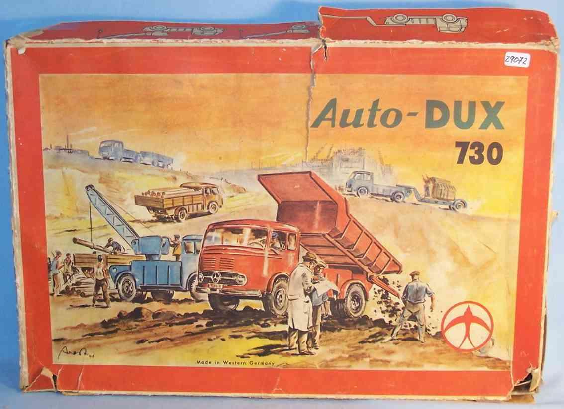 DUX 730 Truck kit