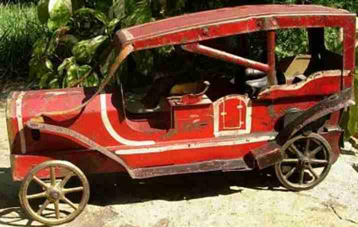 dayton blech spielzeug auto roadster tourenwagen