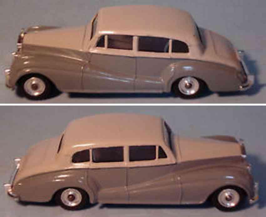 Dinky Toys 150 G Auto Die-cast Rolls-Royce