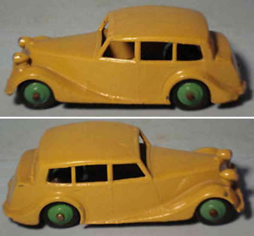 Dinky Toys 151G Triumph Renown 1800 aus Druckguss