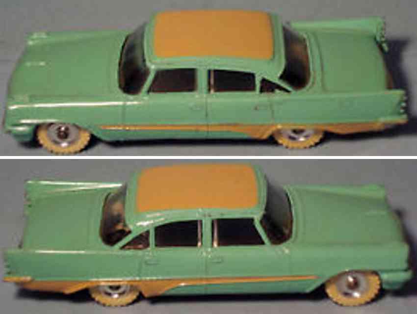 Dinky Toys 192 G Auto Die-Cast De Soto Fireflight