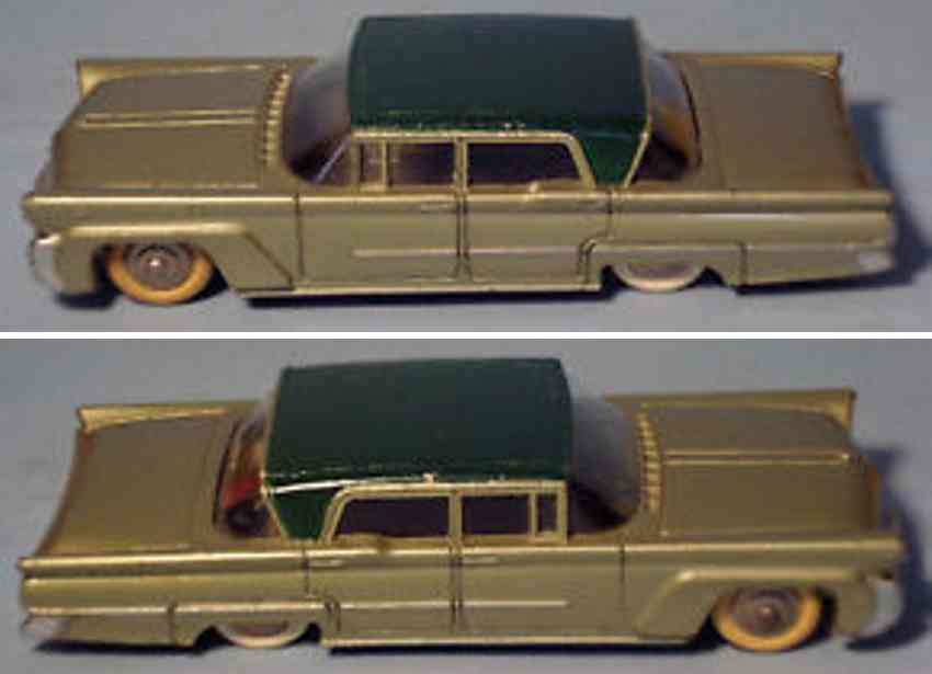 Dinky Toys 532F incoln Premiere Druckguss