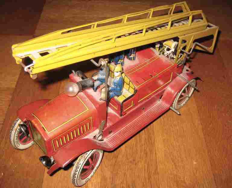 Distler Feuerwehrwagen