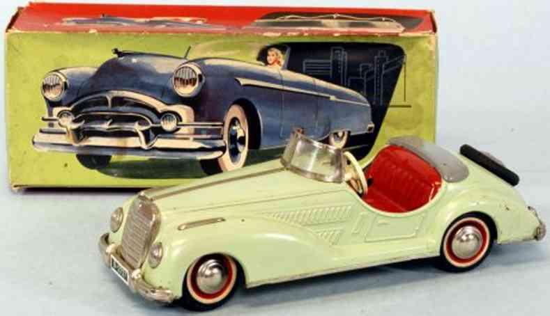 Distler Oldtimer Umwandelbares Auto