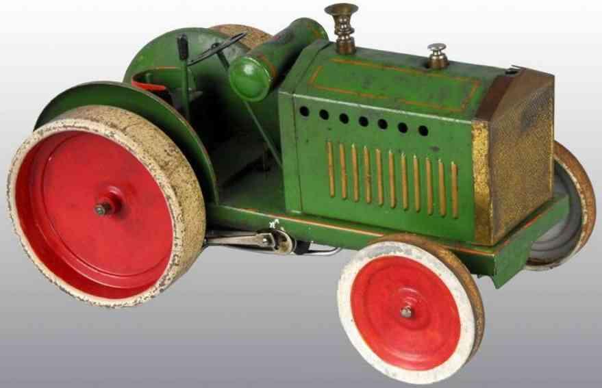 Doll 507 Dampf traktor